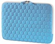 """Hama Netbook-Tasche Cover Hexagon Blau für 11, 6"""" 11"""" Notebook-Hülle Case Sleeve"""