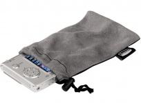 Hama Cleaner Bag S Kamera-Tasche Schutz-Beutel Reinigungsbeutel Hülle Etui Case