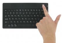 iGo Bluetooth Tastatur BT Keyboard QWERTZ für Apple iPad 4/3/2/1 Air Mini 1/2/3