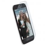 Krusell Displayschutzfolie Schutzfolie Folie Klar clear für HTC ONE SV ONE ST