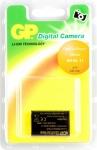 GP Li-Ion Akku für Nikon EN-EL11 ENEL11 Coolpix S550 S560 Pentax D-LI78 Optio
