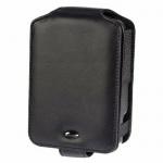 Hama Ledertasche Navi-Tasche für Navigon Transonic 3040/6000 Medion Schwarz 510T