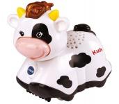 Vtech Tip Tap Baby Tiere - Kuh Kunigunde Muh Bauernhof Tier Lern-Spielzeug Musik