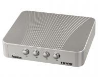 Thomson 4-Fach HDMI Umschalter Switch Splitter Verteiler 4 In Out 1080p Full HD