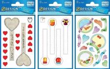 Haushalts-Etiketten Produkt-Etiketten Sticker Marmelade Einmach-Glas Sticker
