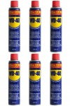 6x WD-40 Multifunktions-Öl 275ml WD40 Rostlöser Pflege Schmier-Mittel Kriech-Öl