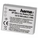 Hama Li-Ion Akku Batterie Ersatzakku für Olympus LI-30B LI30B µ-mini mju-mini ..