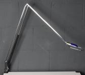 Belux Lifto Schreibtisch-Leuchte Tisch-Lampe Chrom Thut (passend zu USM Haller)
