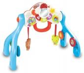 Vtech Baby 3in1 Spiel-Bogen + Laufwagen Erlebnisdecke Greiftrainer Spiel-Center