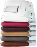 Samsonite Leder-Tasche Hülle Etui Case für Apple iPad 3 4 3G 4G Air 1 2 1G 2G ..