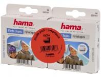 Hama PACK 1000x Stück Fototapes Tapes Spender Foto-Kleber Foto-Ecken Klebepunkte