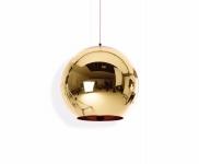 Tom Dixon Copper Shade Bronze 45 cm Pendant Hänge-Lampe Hänge-Leuchte Pendel
