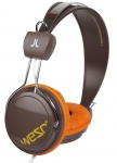 WeSC On-Ear Kopfhörer Mikrofon 3, 5mm Headset für Apple iPhone 6S 6 Plus 5S 5 etc