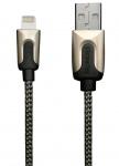 XtremeMac HQ Premium Lightning-Kabel Cable 1m Gold für iPhone X 8 7 6 6s SE iPad