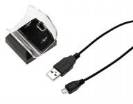 Hama USB Ladegerät Dock Lade-Station Docking für Sony PS4 Wireless Controller