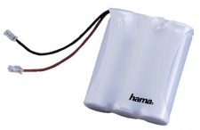 Hama Akku Batterie für AEG Ascom Samsung CLA-985 982E Panasonic KXT-3800 3880 ..