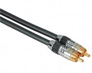 Hama Cinch-Kabel Digital Koax-Kabel Koaxial-Kabel 1-1 Cinch-Stecker Subwoofer