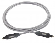 Monster Cable Fiber Optic Digital Audio Toslink 1, 5m Optisches Digital-Kabel HQ