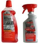 Nigrin PACK Auto-Shampoo Konzentrat + Brilliant-Glanz Detailer Reinigung Pflege