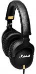 Marschall Monitor Black Over-Ear Headset Black Studio Kopfhörer Headphones Handy