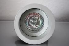 TAL Downlight Helax Einbau Leuchte Spot Lampe 35W 12 Volt matt weiß