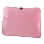 "Hama Notebookcover Notebooksleeve Laptoptasche Memory Foam C1 13, 1"" Rosa"