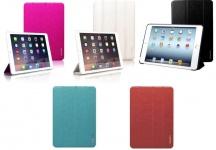 XtremeMac Hard-Cover Klapp-Tasche Hülle Flip-Case Ständer für Apple iPad Air 2