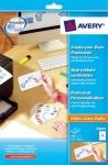Avery Zweckform Lernkarten bedruckbar 127x76mm Karten Lernzettel Studium Schule