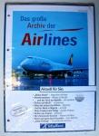 Das große Archiv der Airlines Newsletter Premium Sammler Edition von Gera Mond