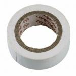 Hama Isolierband Isoband UV-Beständig 4, 5m Weiß Klebeband für HiFi SAT TV etc.