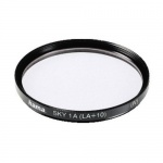 Hama Skylight-Filter 49mm Sky-Filter 1A für Digital Foto DSLR DSLM Kamera etc