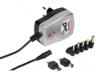 Hama Universal Netzteil Digi 2, 5 A Netzgerät Netz-Ladegerät für Digital Kamera