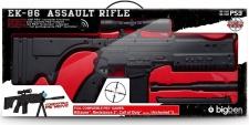 Bigben Assault Rifle EK-86 Gewehr Gun integrierter Controller für Sony PS3 Move