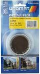 Unomat Grau-Filter 52mm ND4 Filter grau für DSLR Foto Video Kamera Camcorder etc