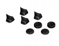 Trigger-Caps Dual-Triggers Schulter-Tasten Kappen Aufsätze für PS3 Controller