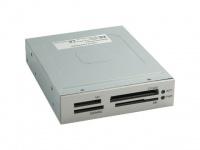 """3, 5"""" Card-Reader Kartenleser intern für SD MMC CF I II Memory-Stick SM Karten"""