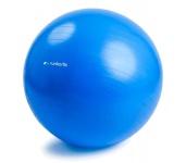 Runtastic Gymnastik-Ball + Pumpe Blau Fitness-Ball Yoga-Ball Büro-Ball Sitz-Ball