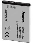 Hama Li-Ion Akku für Samsung SB-0837(B) Digimax NV10 NV15 NV20 etc L60 L73 L80