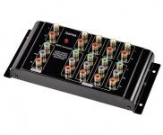 Hama Verteilverstärker YUV-140 Audio-Verteilverstärker HDTV tauglich Schwarz