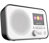 "Pure Elan E3 Digital-Radio DAB DAB+ FM UKW mit Bluetooth 2, 8"" Display Akku-Fach"