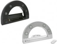 Bigben Rainbow Speaker Lautsprecher Docking Dock für Sony PSP ipod MP3 Handy etc