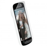 Krusell Deluxe Display Schutz Folie Schutzfolie für Nokia 808 Pure View Screen