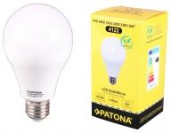 Patona LED-Lampe Glüh-Birne E27 20W / 175W 200° Warm-Weiß 3000K A70 Leuchtmittel