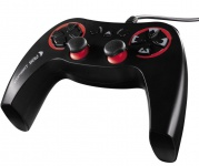 Hama Controller Combat Bow V2 Pad Gamepad für Sony Playstation 2 PS2 PS1 Konsole