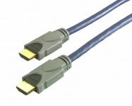 Vivanco HQ 5m HDMI-Kabel 4K UHD 3D 1080p für TV PS4 PS3 Xbox One 360 etc Konsole