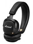 Marschall MID Bluetooth On-Ear Headset Black Studio BT Kopfhörer Headphones