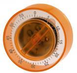 Xavax Küchentimer Tino Orange Wecker Kurzzeitmesser Eieruhr Timer Uhr Küchenuhr