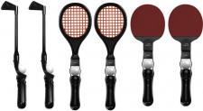 Speedlink Match 6in1 Sports Kit Tennis Golf für PS4 PS3 Move Motion Controller