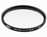 Hama UV-Filter Speerfilter 72mm Wide 4, 2mm C14 für Kamera Objektiv DSLR DSLM etc