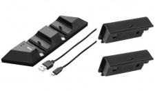 Hama Dual Ladestation Charger + 2x Akku für XBOX One / One S Controller Docking